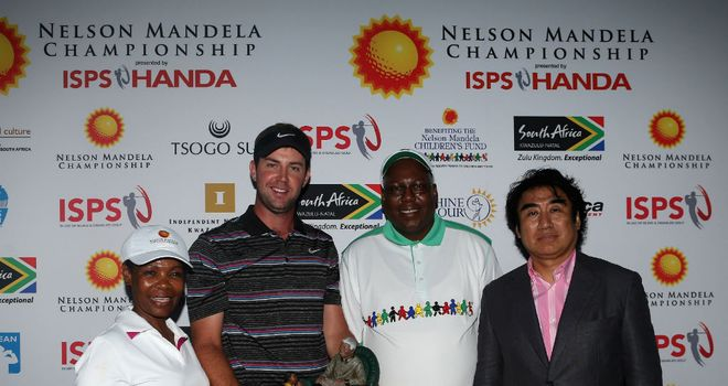 Scott Jamieson won the inaugural event in South Africa last year