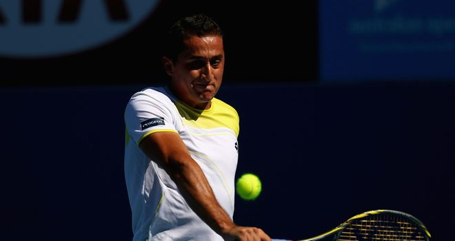Nicolas Almagro: Was on the brink of reaching the semi-finals last year