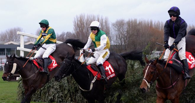 Your Busy (right): Back to Aintree