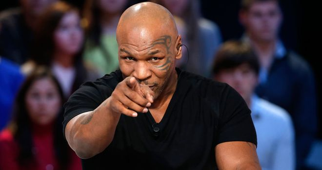 Mike Tyson is barred from entering the UK