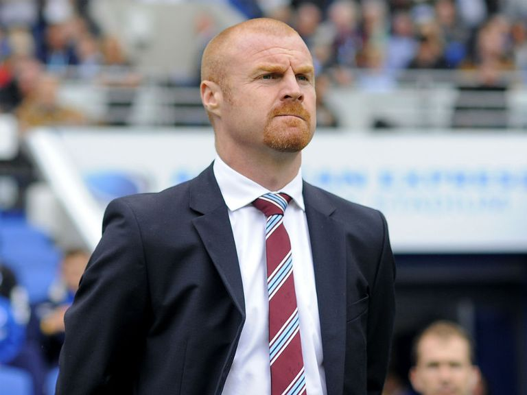 Sean Dyche's Burnley travel to Middlesbrough