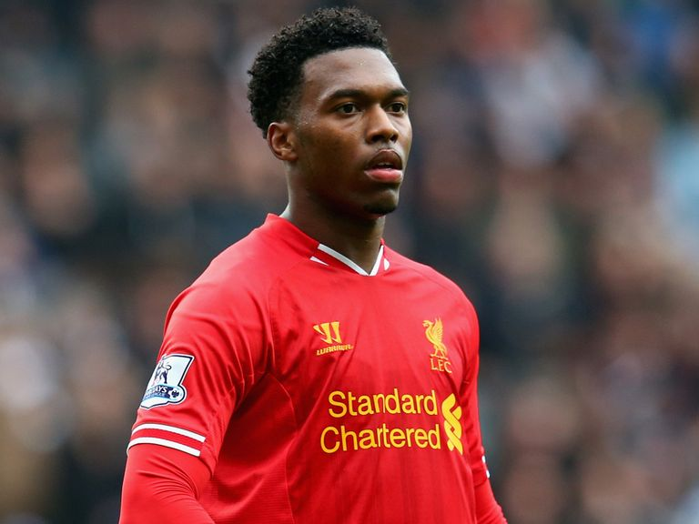 Daniel Sturridge: In good shape, according to his manager