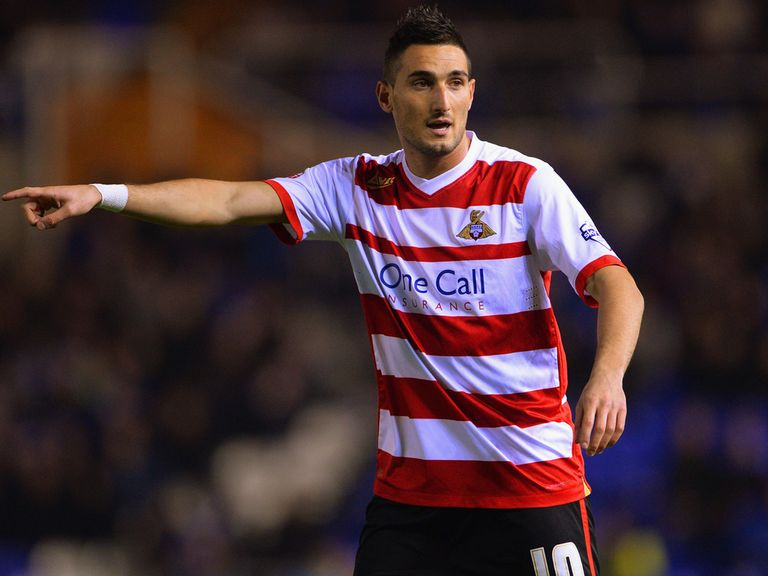 Federico Macheda: Joins Birmingham on loan