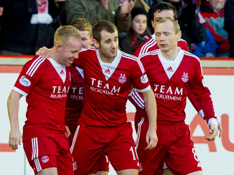 Aberdeen: Have added to their ranks ahead of Kilmarnock clash