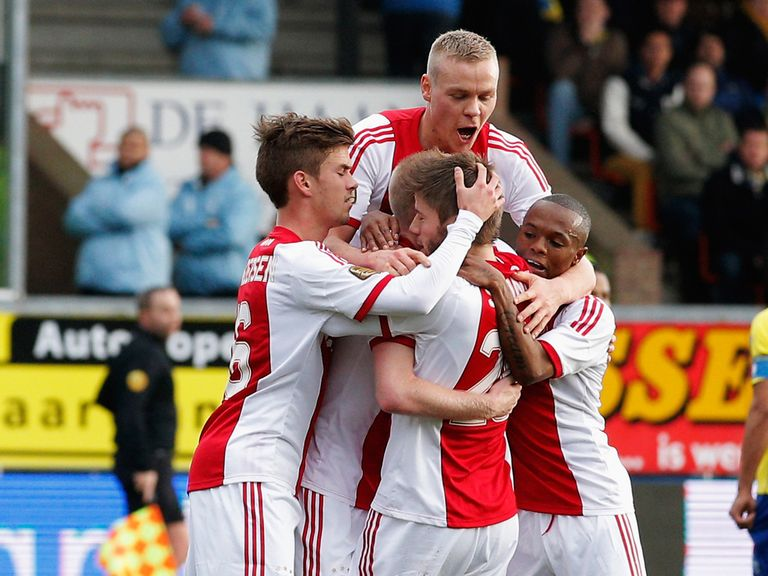 Ajax battled back to take the three points