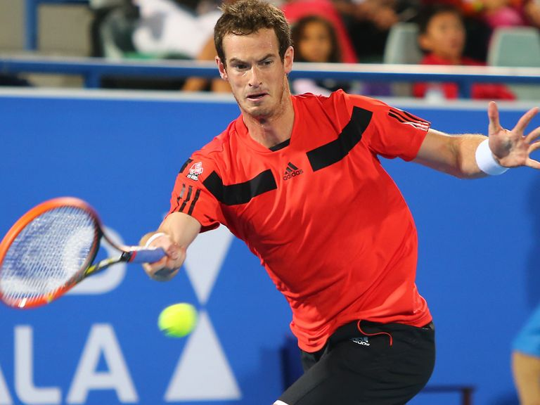 Murray: Lost on comeback