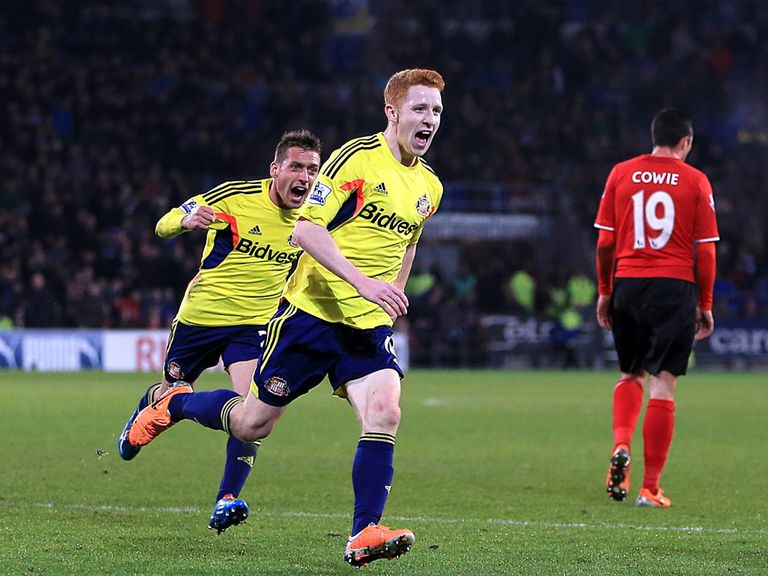 Jack Colback: Craves more Wembley appearances