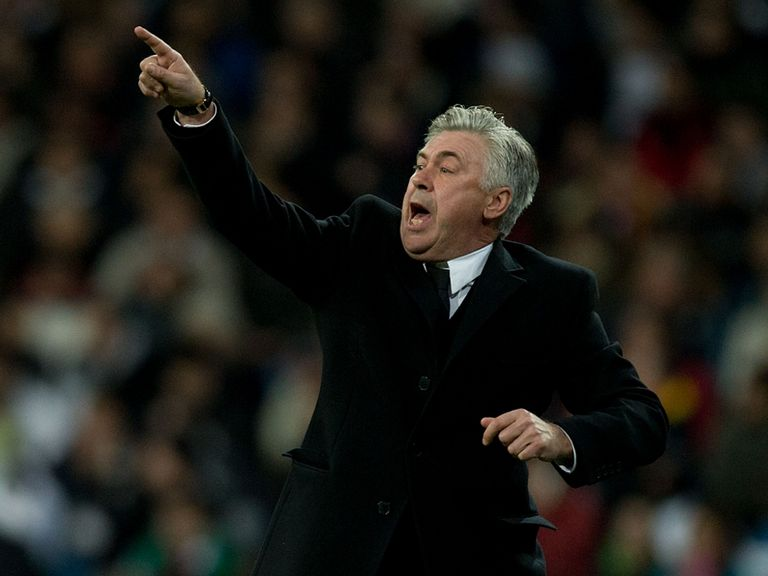 Ancelotti: Dismisses Premier League links for his players