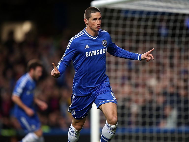 Torres: Ready for Monday's big game at Arsenal