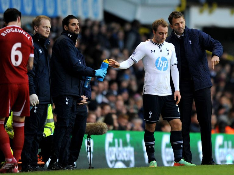 Sherwood: No worries over lack of experience