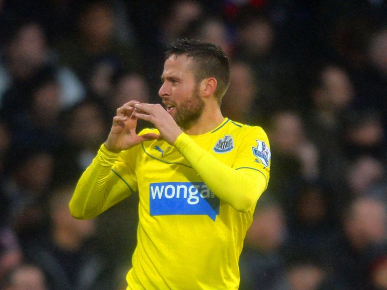 Yohan Cabaye can inspire another Newcastle victory