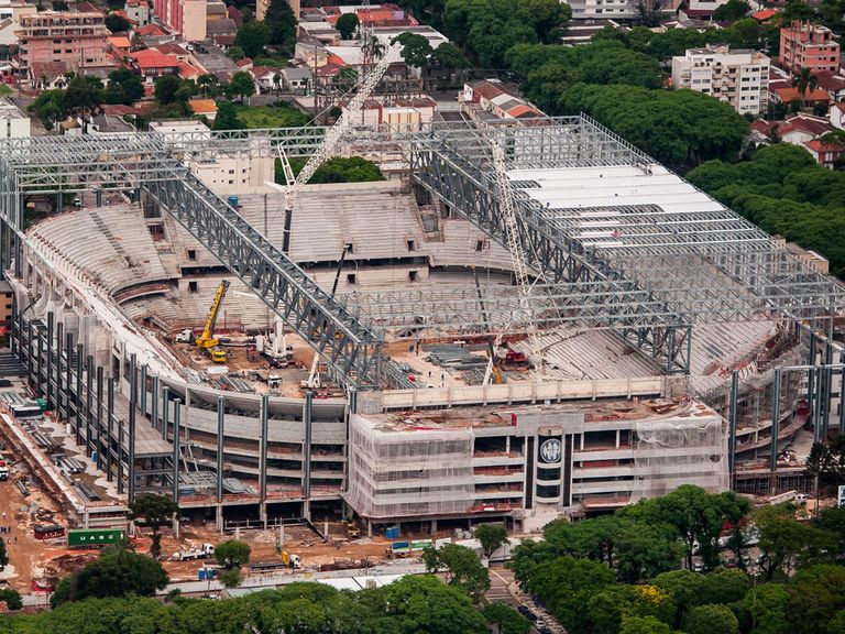 Curitiba ground faces a race against time