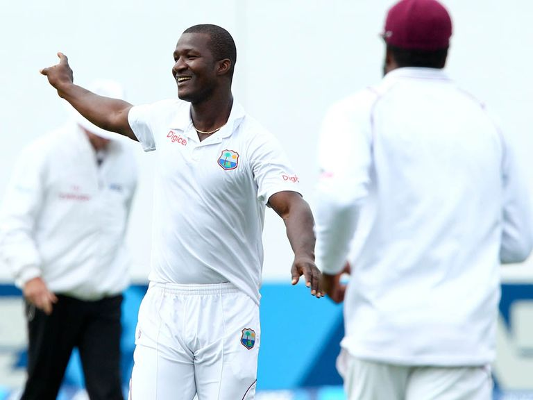 Darren Sammy: Has joined Glamorgan for the T20 Blast