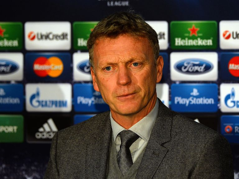 Moyes: Looking for a positive response