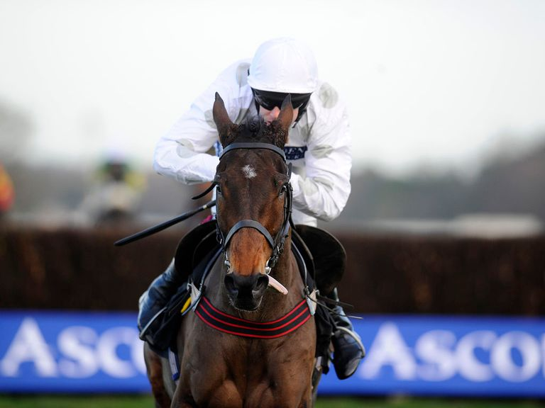 Fox Appeal is expected to hit the target at Kempton