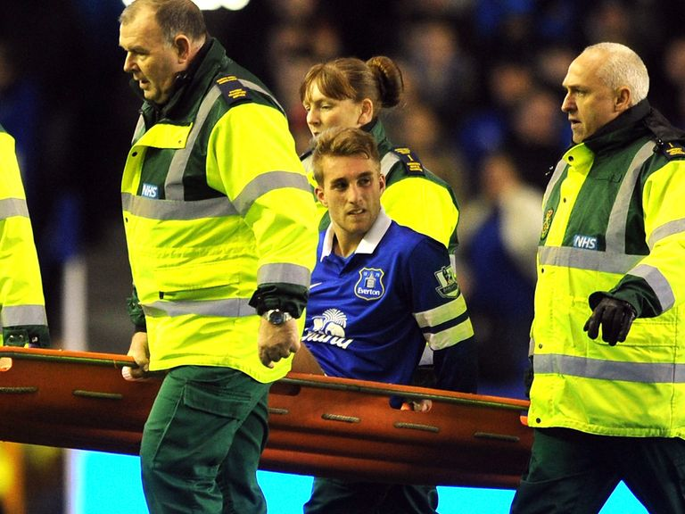 Gerard Deulofeu: Suffering from a hamstring injury