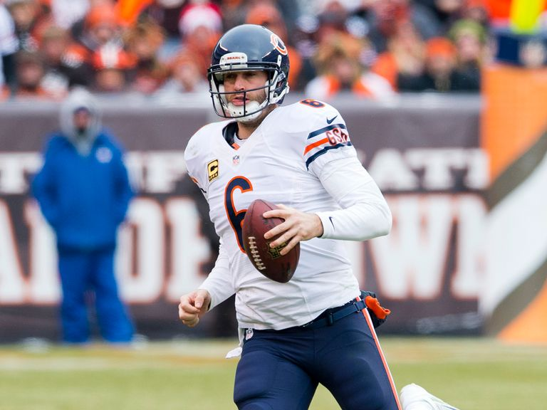 Jay Cutler starred for the Bears