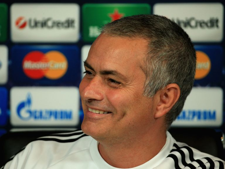 Mourinho: Would like to see Drogba back at Stamford Bridge