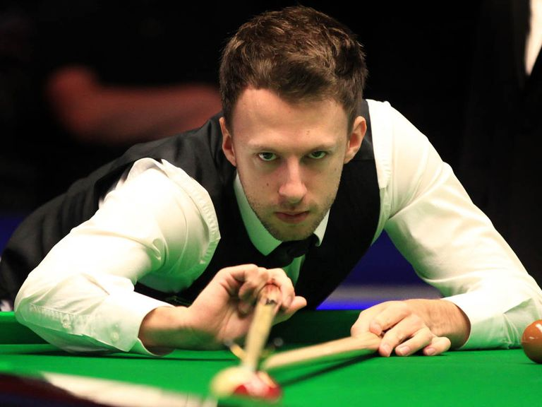 Judd Trump: Two centuries as he powered through in Newport