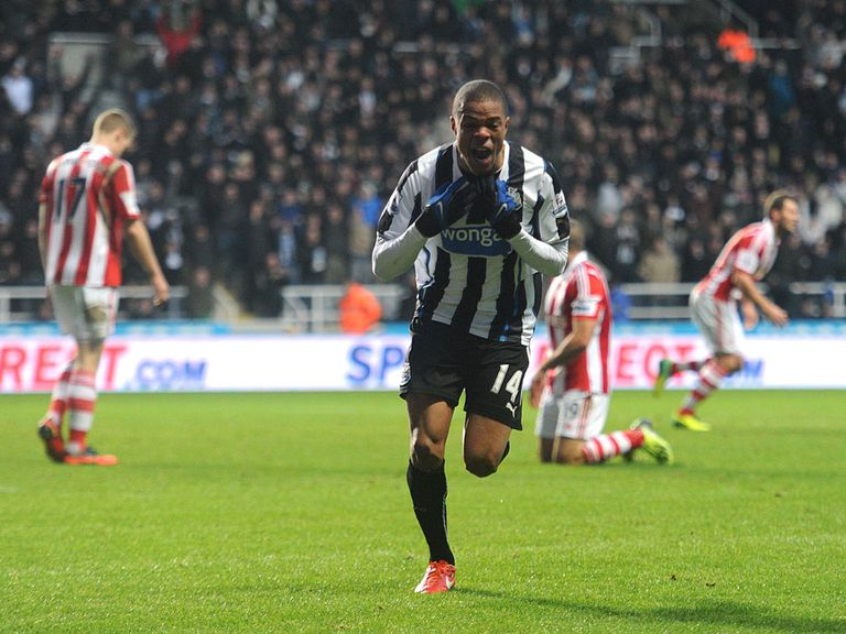 Loic Remy: Has shown fine form for Newcastle