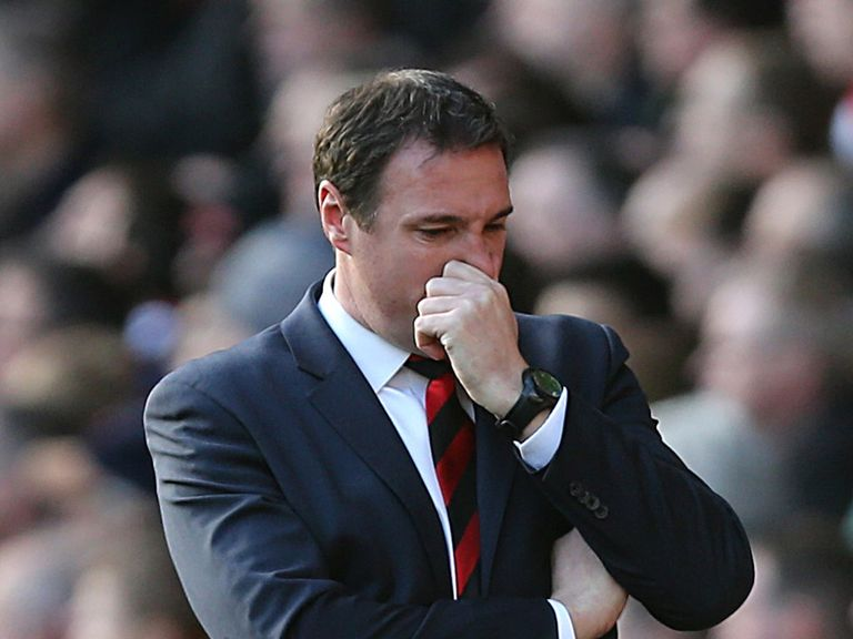 Malky Mackay: Sacked by Cardiff City