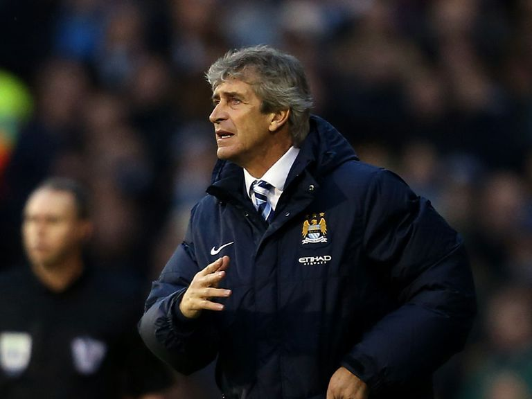 Pellegrini: Suarez not the only threat to City this evening