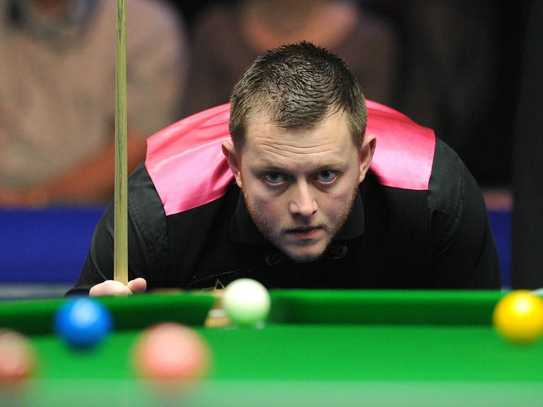 Mark Allen: Fought back from 3-0 down