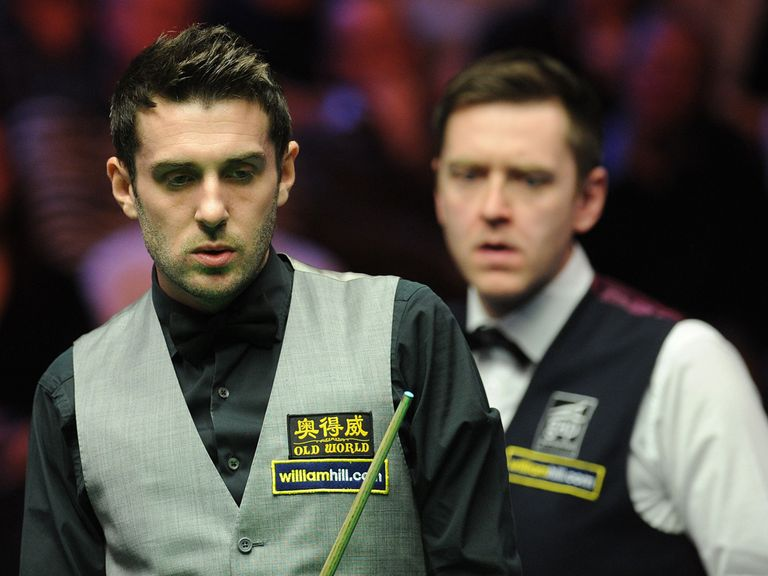 Mark Selby beat Ricky Walden to reach the UK Championship final.