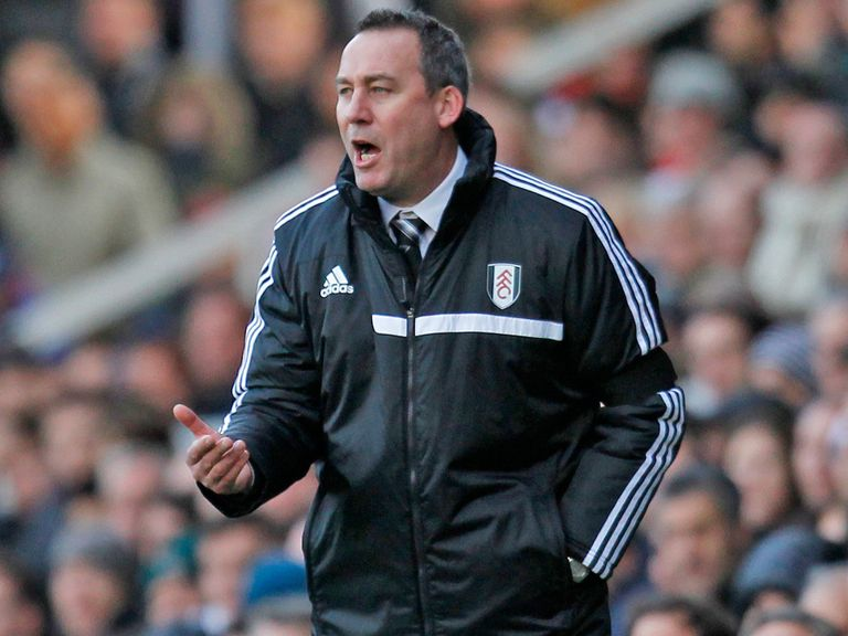 Rene Meulensteen: Putting his faith in experienced players