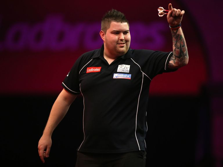 Michael Smith caused a stunning upset by defeating Phil Taylor