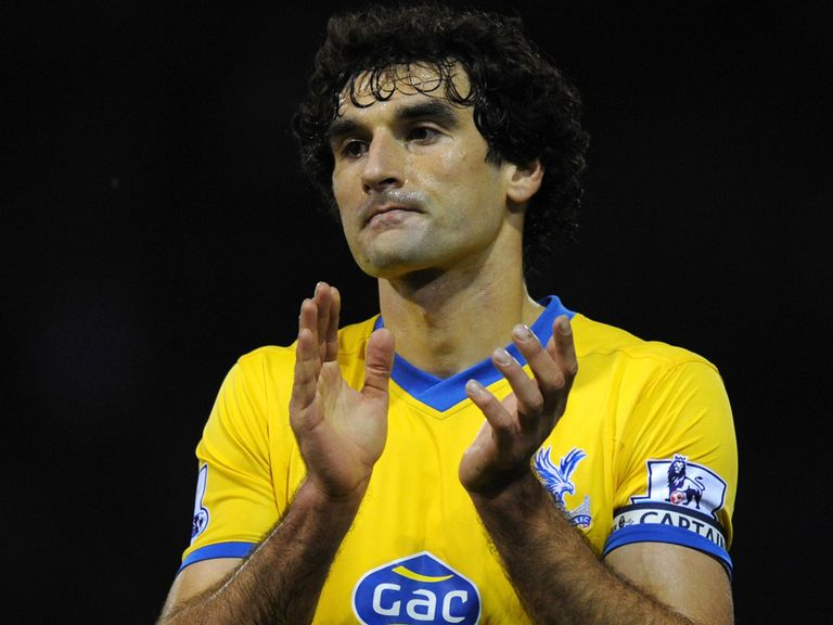 Mile Jedinak: Has agreed a new contract with Crystal Palace