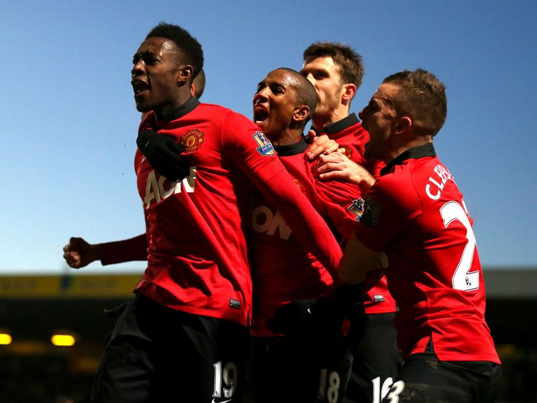Manchester United: Backed for victory over Liverpool
