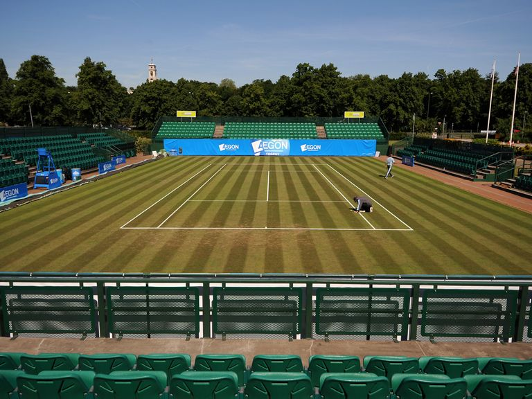 The Nottingham Tennis Centre will stage ATP tennis in 2015