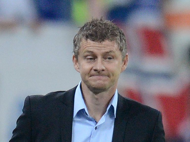 Solskjaer: Favourite to replace Mackay at Cardiff
