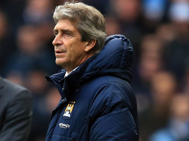 Manuel Pellegrini: Played down defensive frailties