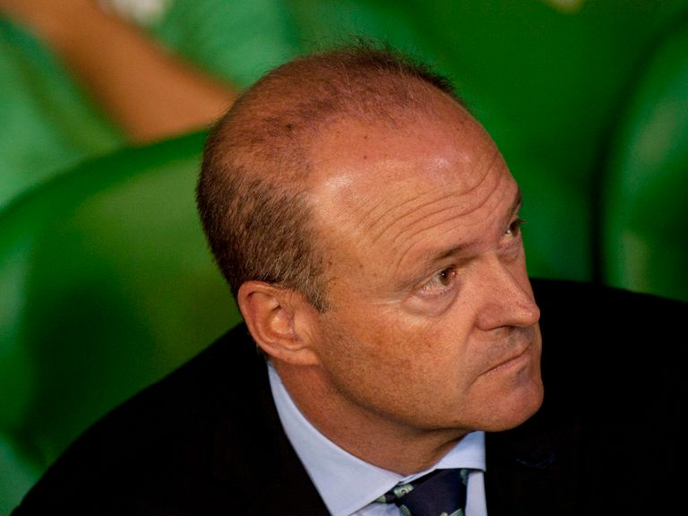 Pepe Mel: Seemingly out of the running for the West Brom job