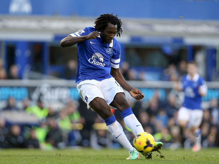 Romelu Lukaku: Injury not as bad at first thought