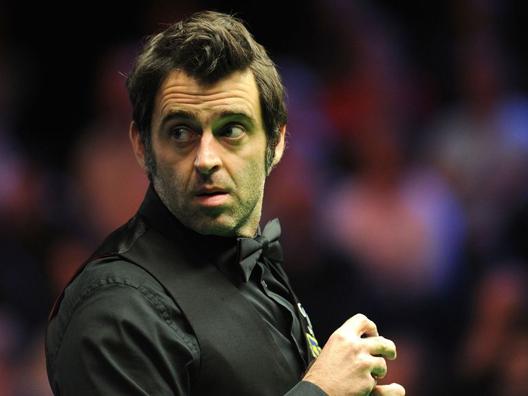 Ronnie O'Sullivan: Defeated by Stuart Bingham