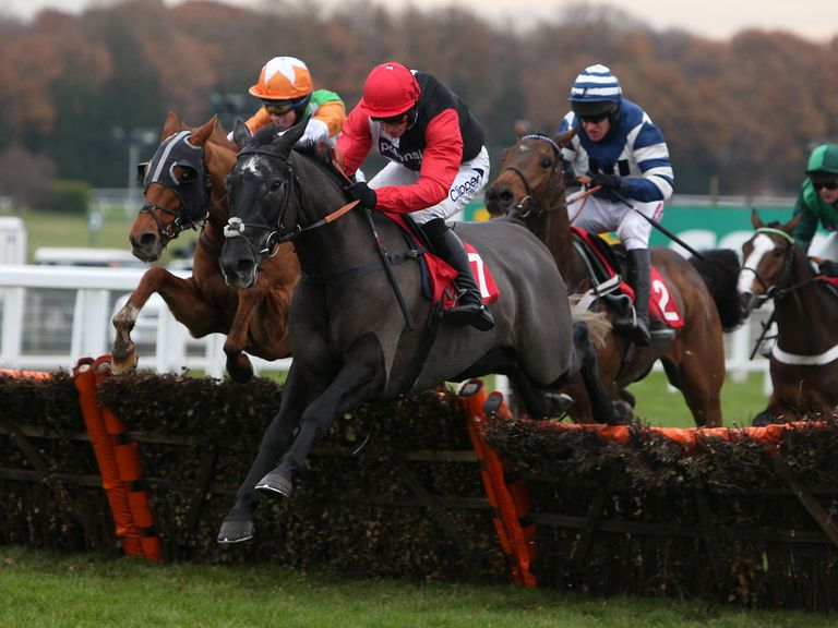 Saphir Du Rheu: Can win the National Spirit
