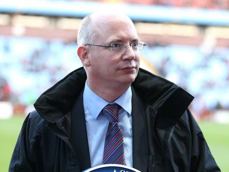 Shaun Harvey: Reacted to the England Commission report
