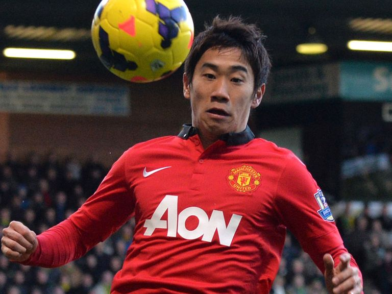 Shinji Kagawa: Still trying to adapt to the Premier League