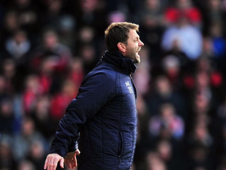 Tim Sherwood: Likes Harry Redknapp comparison