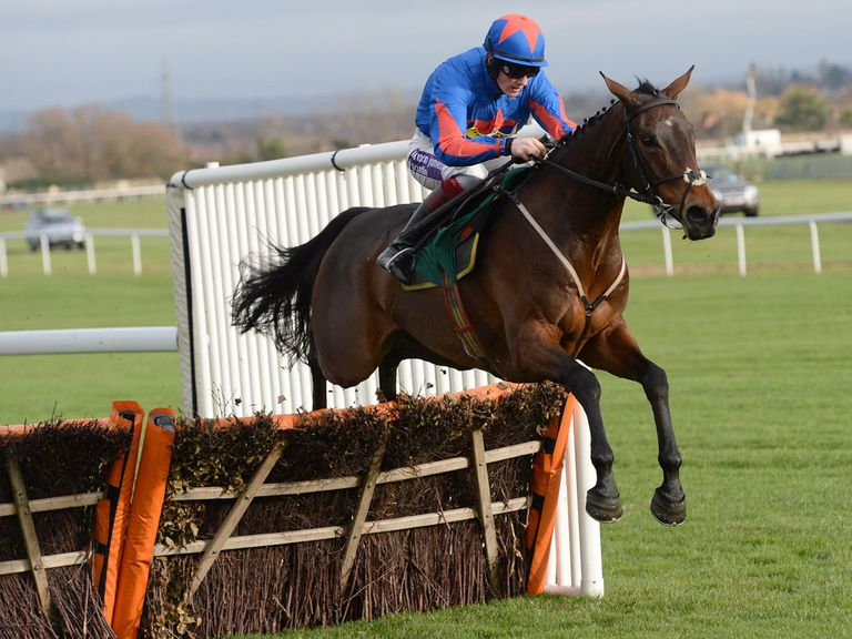 Splash Of Ginge impresses in the first
