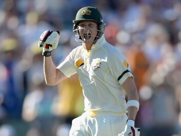 Steve Smith: Led the Australian recovery