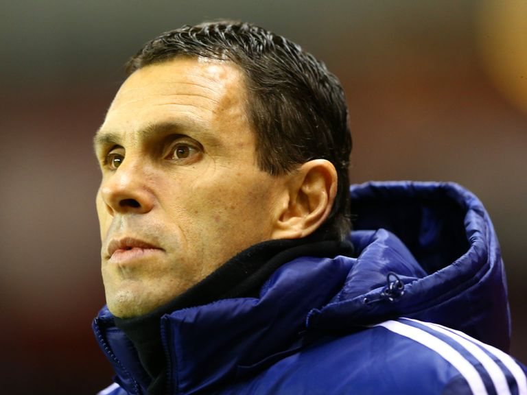 Gus Poyet: Keen on the idea of a winter break