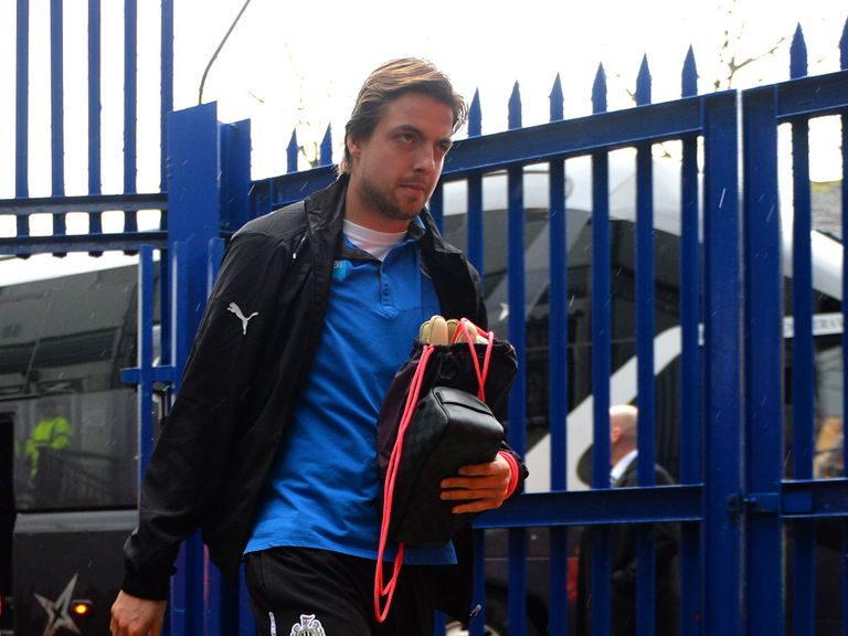 Krul: Exciting times at Newcastle