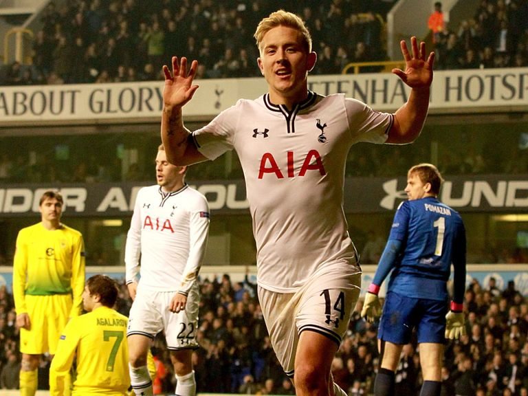 Lewis Holtby: Linked with a return to Germany