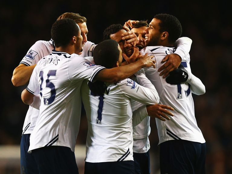 Spurs helped one Sky Bet punter to a huge payout