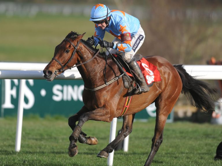 Un De Sceaux: Looks to face straightforward task