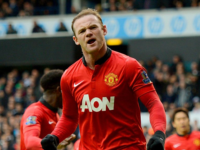 Wayne Rooney: Reportedly a transfer target for Real Madrid